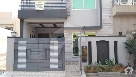 5 Marla Brand New House For Sale In Rose Block Of Park View Villas