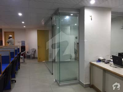 900 Square Ft Office Available For Sale - Main Khalid Bin Waleed Road