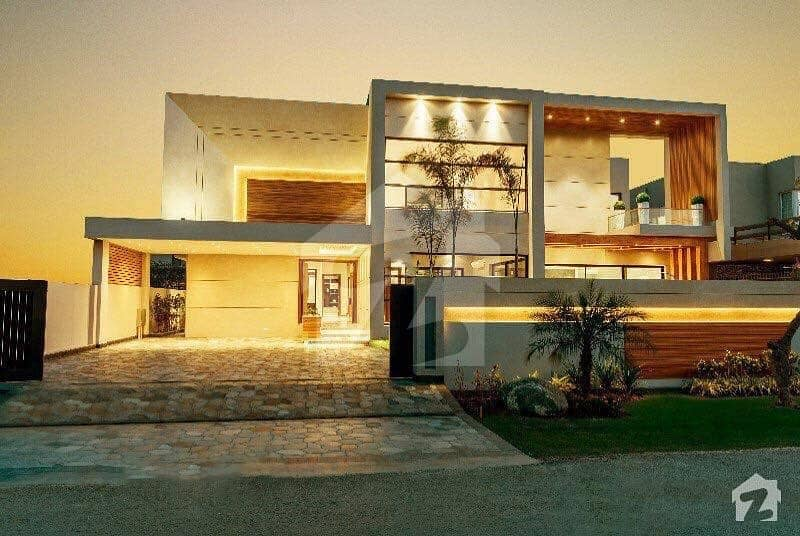 2 Kanal Brand New Elegant Modern And Most Decent Bungalow For Sale At Most Lavish Area Of Phase 3 Dha Lahore  Design By Mazhar Munir