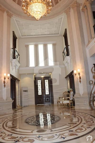 2 Kanal Brand New Faisal Rasool Design Super Duper Furnished Spanish Palace For Sale In Phase 1 Dha Lahore