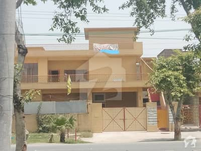 1 Kanal Residential House Is Available For Rent At  Township  Sector B2 At Prime Location