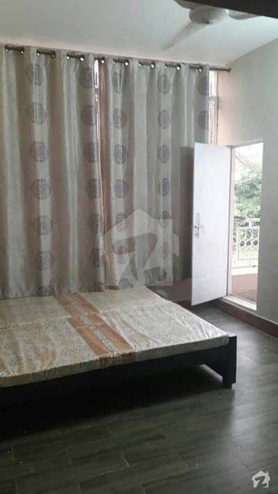 Furnished Room Is Available For Rent With LCD Ac Include