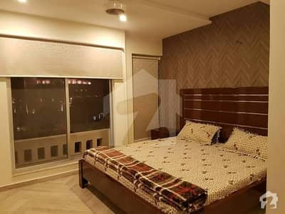 525 Sq Feet Fully Furnished Sweet Decent Apartment For Sale In Tulip Block Bahria Town Lahore