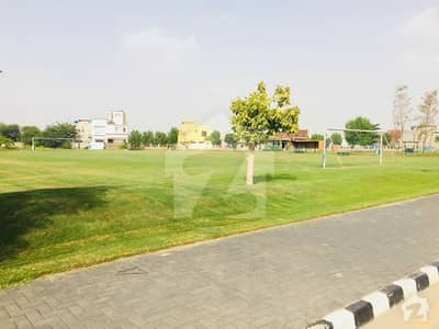 Prime Location 5 Marla Plot To Build Your Dream House