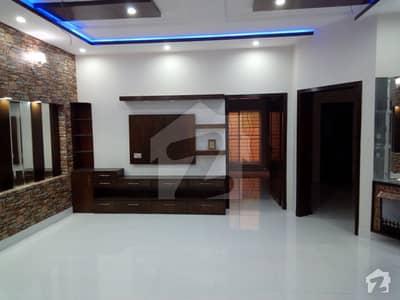 10 Marla Brand New House For Sale In Tariq Garden