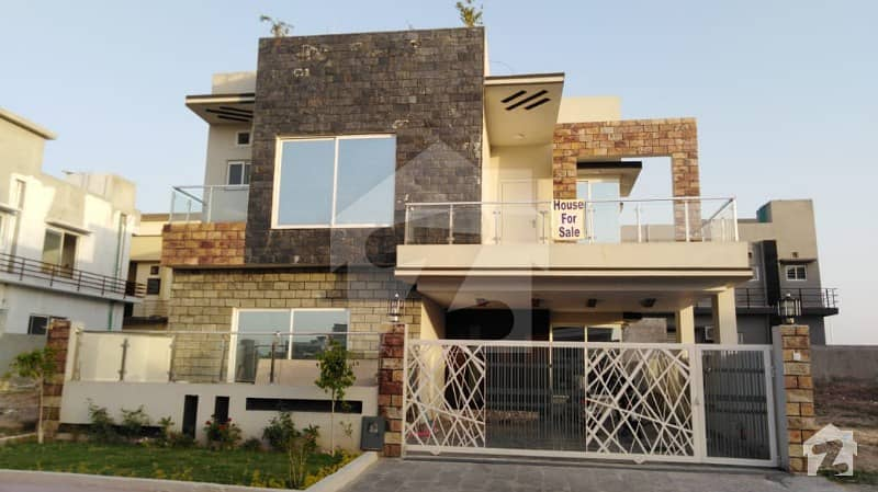 10 Marla House For Sale In Bahria Town Phase 8 Overseas Block