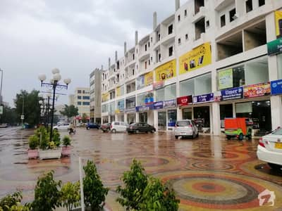 Flat Is Available For Sale In Bahria Town