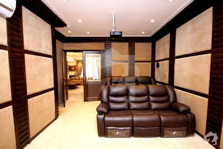 Two Kanal Full Furnished Modern Stylish House For Sale