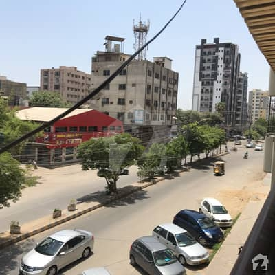 Spacious Semi Furnished Apartment With Terrace