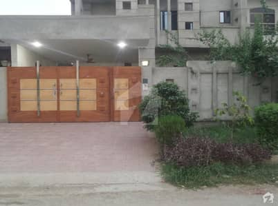 Double Story Beautiful Bungalow Is Available For Sale At Jawad Avenue Okara