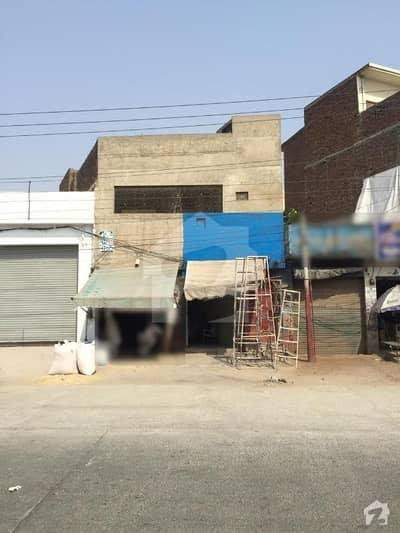 8. 25 Marla House For Sale On Main Sialkot Road Wania Mor Gujranwala Near Ali Clinic Hospital