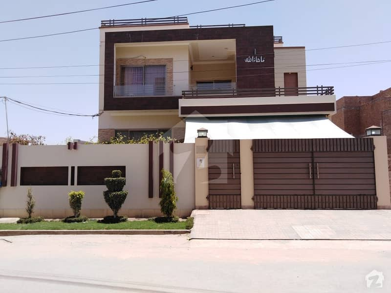 8. 5 Marla Double Storey House For Sale