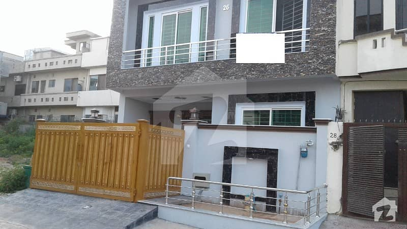 Brand New Sun Facing 4 Marla House For Sale On Ideal Location