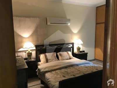 Fully Furnished 10 Marla House Is Available On Rent