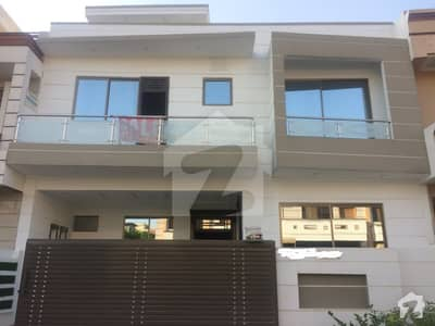 30x60 House Is Available For Sale At G-13