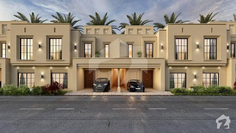 5 Marla 4 Bed Villa Is Available For Sale