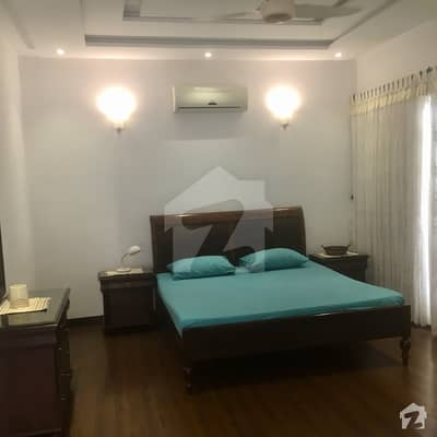 1 Luxury Bedroom Fully Furnished Room In Dha Phase 5 Near To Jalal Sons