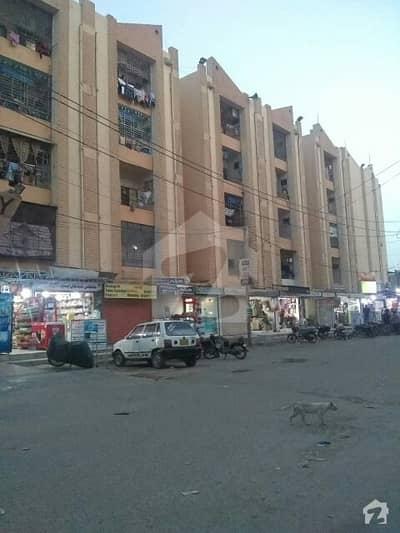 گلزارِ ہجری گلشنِ اقبال ٹاؤن کراچی میں 3 کمروں کا 6 مرلہ فلیٹ 70 لاکھ میں برائے فروخت۔