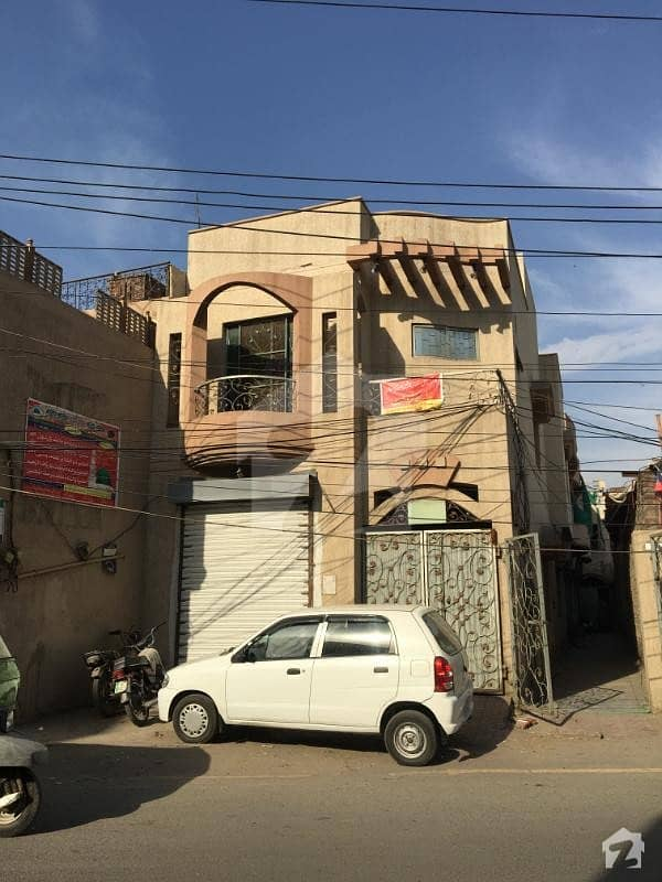 Built Residential Cum Commercial Property For Sale