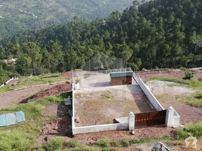 5 Marla Plot For Sale In New Murree