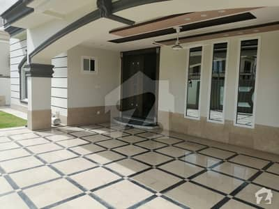 One Kanal Brand New Main Boulevard House For Sale In Bahria Town Rawalpindi