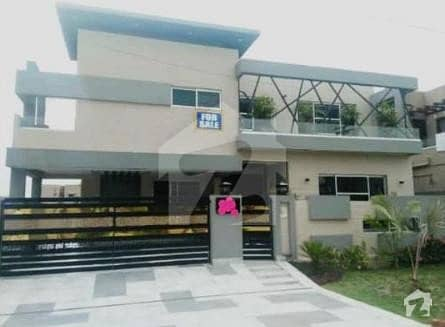 1 Kanal Brand New Super Luxury Bungalow For Sale In State Life Housing Socity Lahore  Near Dha