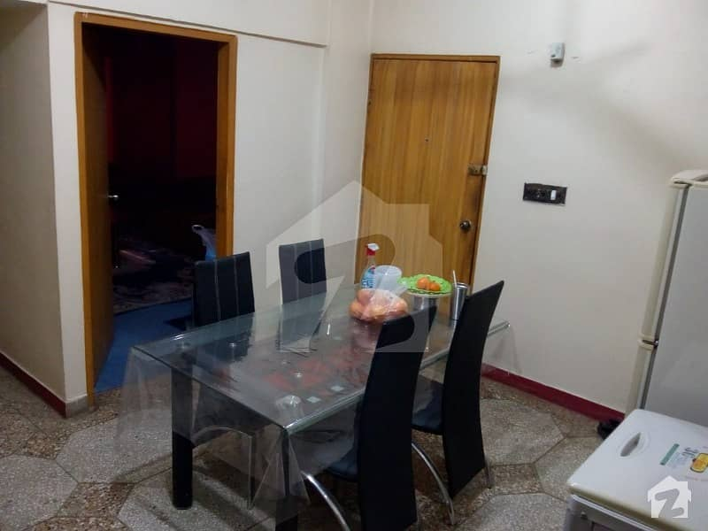 3 Bed D D Flat Is Available For Sale In Gulshan e Iqbal  Block 7