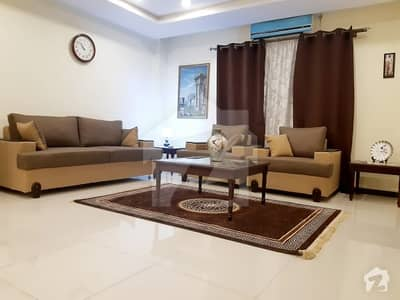 One Bedroom Fully Furnished Flat Bahria Heights