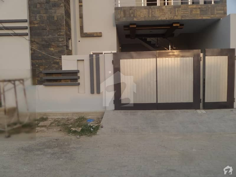 Double Storey Beautiful House For Sale In Shalimar Town Okara