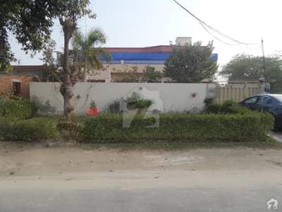 Double Storey Beautiful Corner Bungalow For Sale at Civil Area Road Okara Cantt