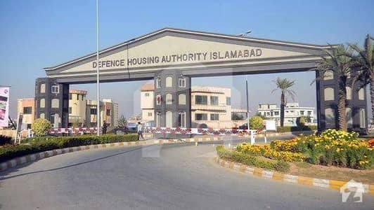 Signature Properties Offer You Beautiful  Plot For Sale  Prime Location  In Sector B Street 27 Dha Phase 5 Islamabad