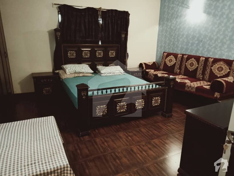 Furnished Bedroom For Rent In Dha Lahore
