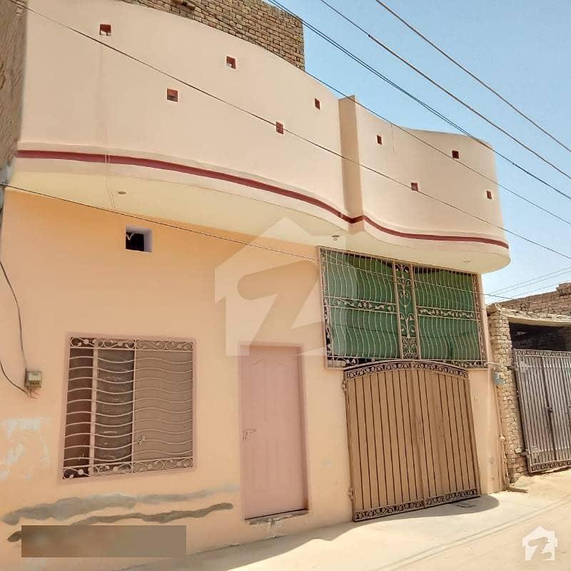 حمایتیاں عوامی کالونی بہاولپور میں 3 کمروں کا 6 مرلہ مکان 40 لاکھ میں برائے فروخت۔