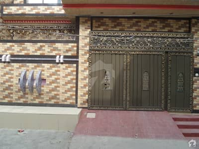 Double Storey Beautiful House For Sale At Javed Town Okara