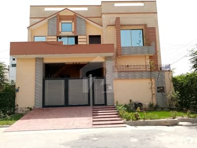 Well-build House Is Available In Khayaban Garden Sargodha Road