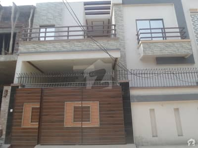 Well-Built House Available On Good Location Millat Road Millat Town