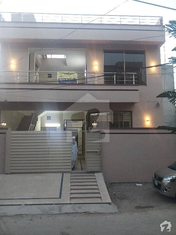 7 Marla Brand New Owner Built House On 60ft Road For Sale