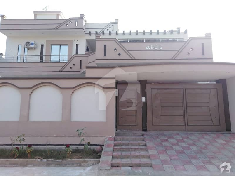 1 Kanal Double Storey House For Sale Government Employees Cooperative Housing Society