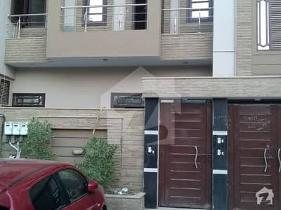 Ground Plus 1 House With 8 Bed Drawing And Lounge