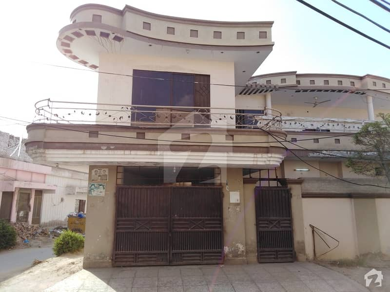 24 Marla Corner Double Storey House For Sale