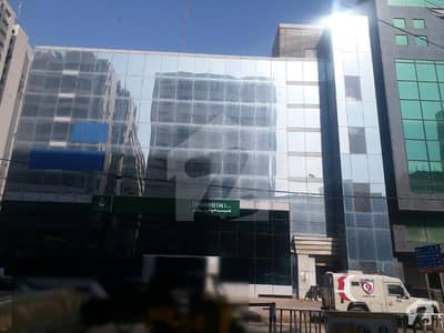 3600 Sq Ft Office Space On Rent In Brand New Building Clifton