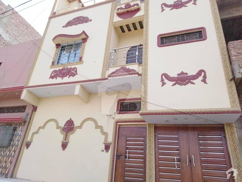 80 Sq Yard House For Sale Ground +2 At Gulshan E Subhan