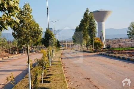 5 Marla Residential Plots Possession And Also With Installments Available