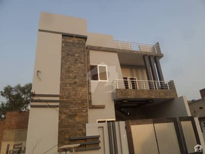 Double Storey Beautiful House For Sale at Shalimar Town Okara
