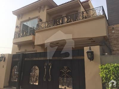 10 Marla 35 X70sqyds Beautiful Luxury  Brand New House With Basement For Sale At Prime Location