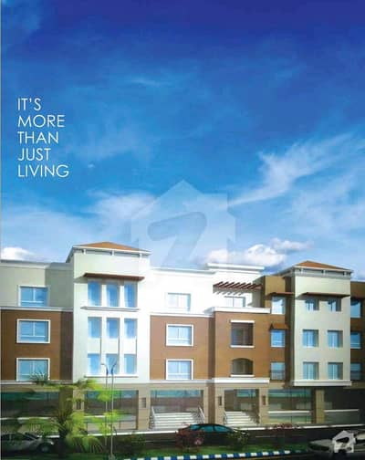 Defence View Mall Apartments In Bahria Town Opposite To Defence