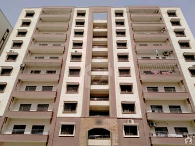 1st Floor Flat Is Available For Sale In G +9 Building