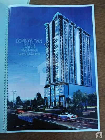 Dominion Twin Tower Apartment For Sale