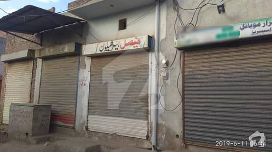 Commercial Shop For Sale Size 9*15 (135 Sq Ft)