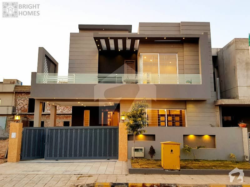Luxury 10 Marla Fully Designer House  In Bahria Town For Sale
